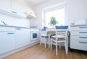 Eckwohnung Küche
