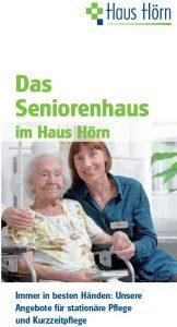 Flyer Seniorenhaus