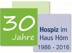 Logo Hospiz 30 1986-2016